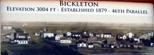 Bickleton Long Time Ago
