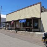 Former H.O. Wilson hardware store.